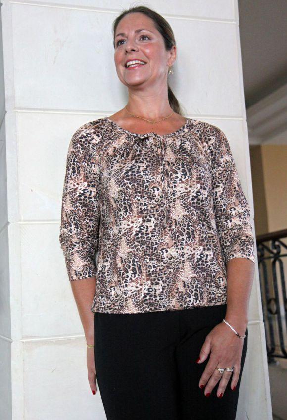 blouse Magda