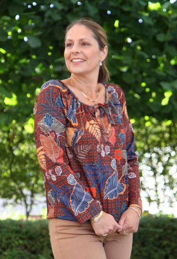 blouse Anna