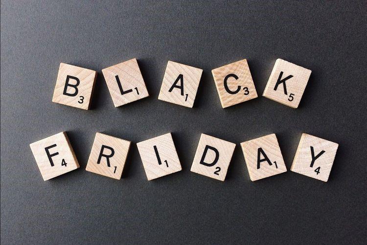Black Friday in zicht....