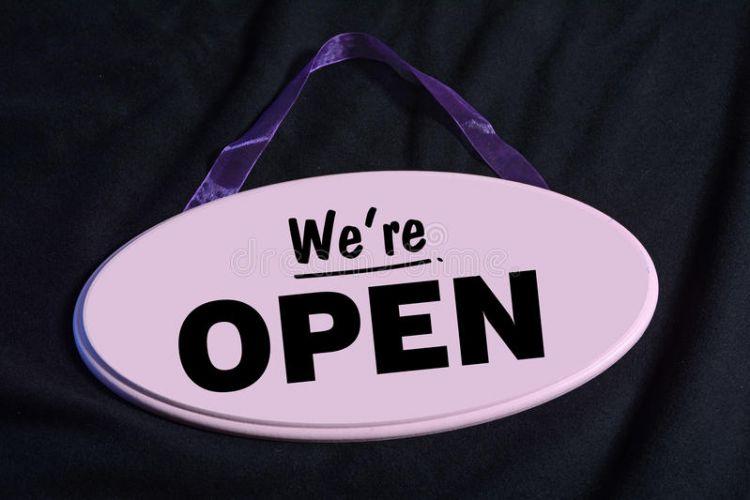 zaterdag 1 mei winkel Liedekerke is open